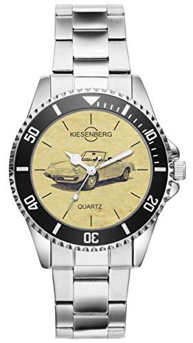 KIESENBERG Uhr - Geschenke für Alfa Romeo Spider 1300 Oldtimer Fan 4024