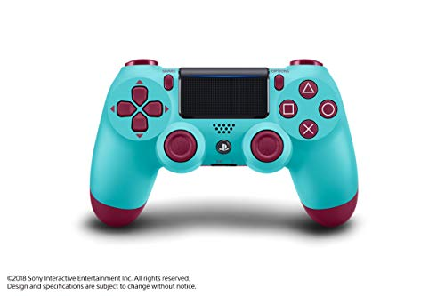 Controle Dualshock 4 - PlayStation 4 - Berry Blue