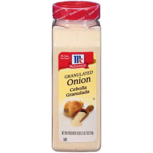 McCormick Granulated Onion, 18 oz