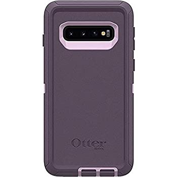 OtterBox Defender Series SCREENLESS Edition Case for Galaxy S10 - Case Only -  Purple Nebula