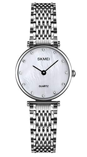 Reloj - SKMEI - Para Mujer - LemaiskmQ026 SILVER