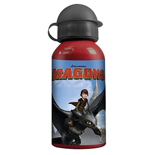 Dragons Premium Alu Trinkflasche