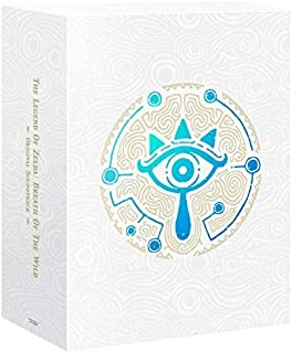 ゼルダの伝説 ブレス オブ ザ ワイルド オリジナルサウンドトラック(初回限定生産盤)