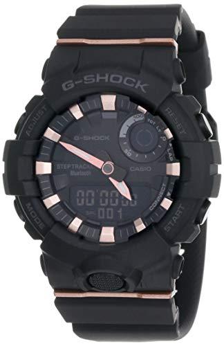 Casio G-Shock S-Series Analog-Digital Black Dial Women's Watch-GMA-B800-1ADR