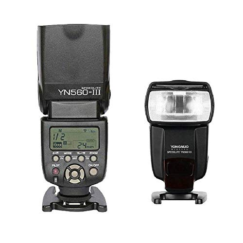 youngnuo YN560 Mark III YN 560 III Flash Negro Flash