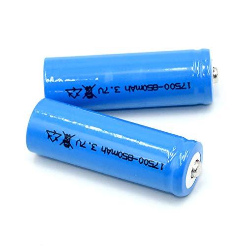 HBX Part 12619 Li-Ion Battery 3.7V 850mAh 2PCS for HAIBOXING 1/12 RC Buggy Car Truck 12811B, 12812, 12813