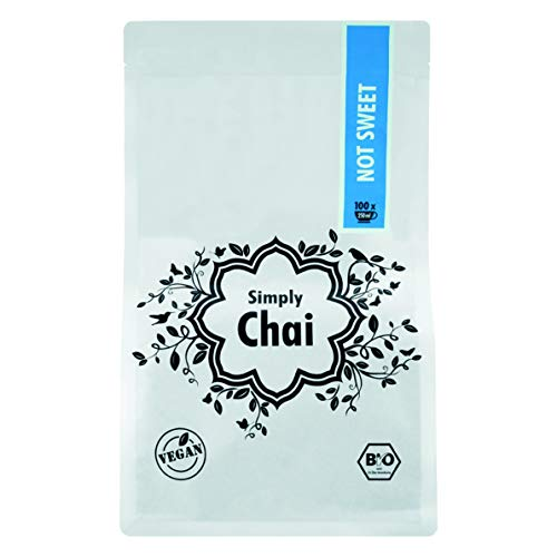 Simply Chai Bio Not Sweet, 500g, 1er Pack