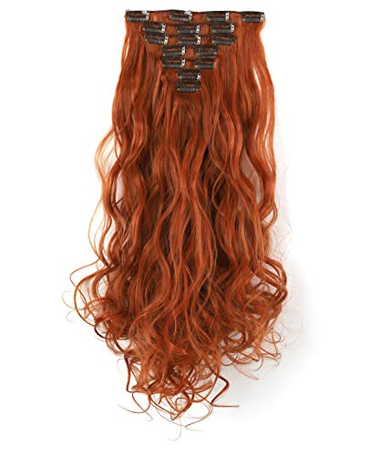 Top 10 synthetic hair extensions clip in for 2020