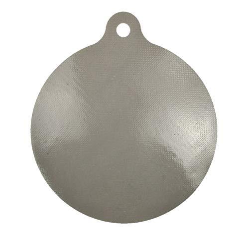 Sarplle Topf Untersetzer Induktionsherd Schutzmatte rutschfeste Silikonmatte Topflappen Hitzebeständig 250 ° C