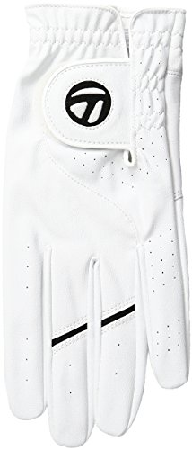 TaylorMade All Weather Gloves, White, XX-Large, Left Hand