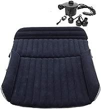 SUV Air Mattress, Berocia Thickened Car Bed Inflatable Home Air Mattress Portable Camping Outdoor Mattress, Flocking Surface, Fast Inflation (Mattress 1)