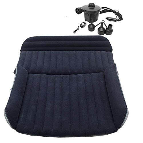 SUV Air Mattress, Berocia Thickened Car Bed Inflatable Home...