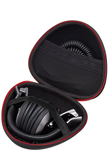 Pioneer DJ DJ Headphone, Silver, 1.6 m twist-sheathed straight cable (HDJ-2000MK2-S)