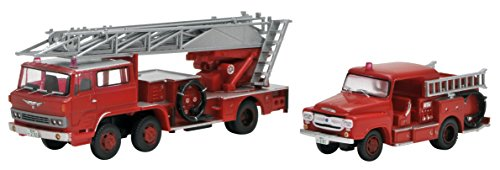 TomyTEC 978427 Pompiers Véhicules Kit A de modèle Kit