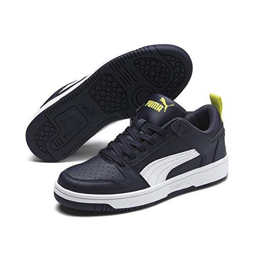 PUMA, Rebound Layup Lo Sl Jr Sneakers voor kinderen, uniseks