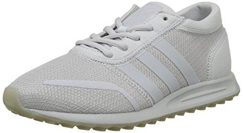 adidas Unisex-Erwachsene Los Angeles Sneaker, Grau (LGH Solid Grey/LGH Solid Grey/LGH Solid Grey), 40 EU