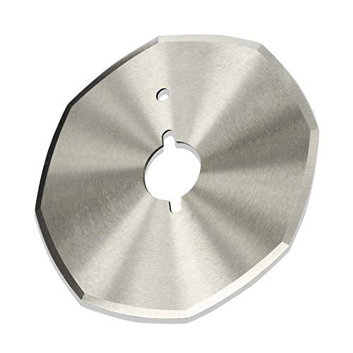 1pc 65mm 70 mm 90 mm 100 mm de diámetro HSS Máquina de corte de tela de tela de hoja máquina de corte de hoja de sierra disco de corte circular-1pc 65mm