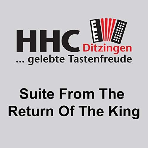 1.Orchester des HHC Ditzingen