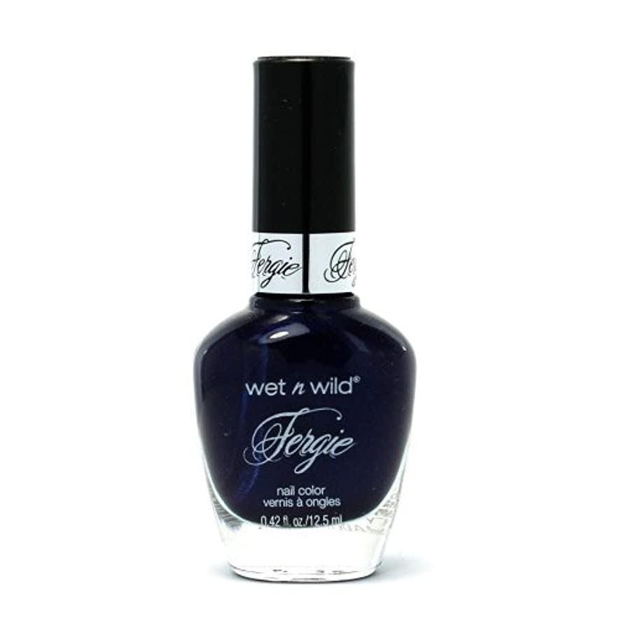 ホールドオール雄弁な有益(3 Pack) WET N WILD Fergie Heavy Metal Nail Polish - Mazel Tov Madness (DC) (並行輸入品)