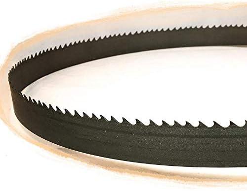 13-5 3 8 x 1 .035 Indefinitely shop 4H Band Blade M42 Bi-metal Pcs Saw