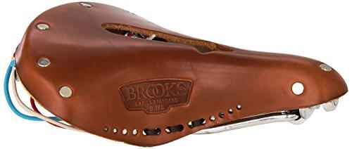 Brooks Fahrradsattel B17 S Imperial, honey, 80461012