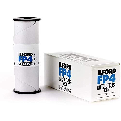 Ilford FP4 Plus 120 Schwarz-/Weiß Negativ-Filme