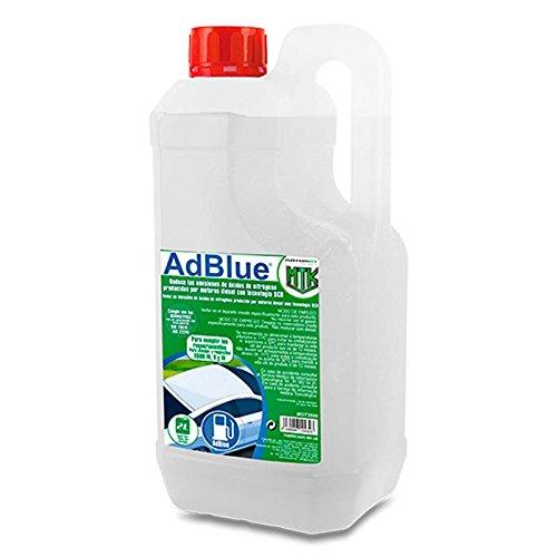 MOTORKIT MOT3550 Adblue 2l MTK additive Abgasbehandlung auf Harnstoffbasis, Blau, 2 l