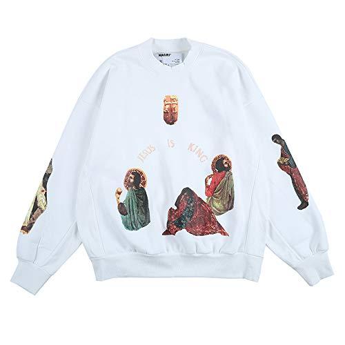 Jesus is King Pullover Sweatshirt