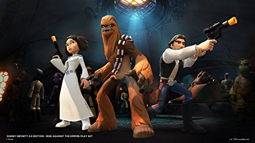 Disney Infinity 3.0 Star Wars Rise Against the Empire Playset Crystal Only (No Retail Package)