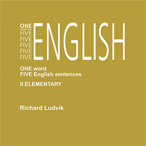 One Five English Elementary audiobook cover art