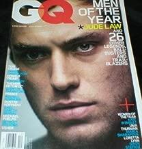 GQ Magazine December 2004 Jude Law (Single Back Issue)
