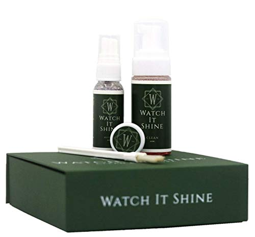 We Can Source It Ltd - Reloj It Shiine - Reloj Kit de Limpieza para Relojes
