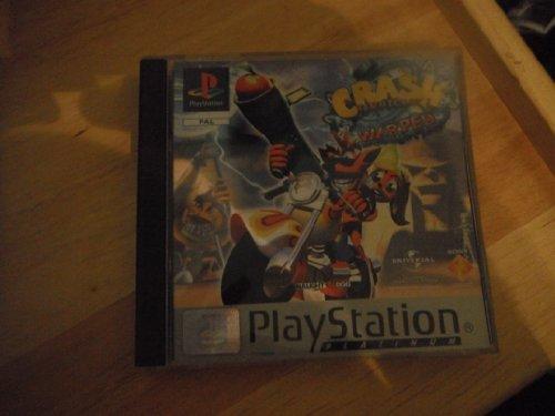 Crash Bandicoot 3 Warped - Platinum
