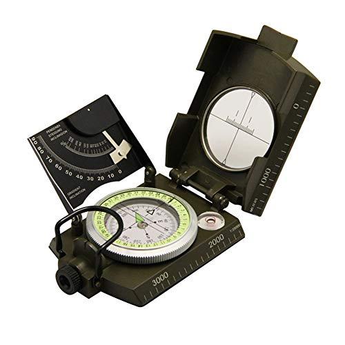 Hot Pot Survie Professionnelle Compass, Camping Randonnée Équipement GPS Conductor Géologie Kompas Navigation Voyageurs