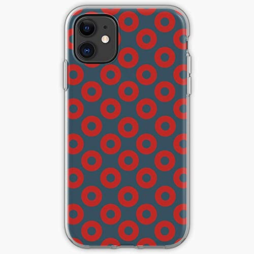 Phone Case Compatible with iPhone Pattern 12 11 Fishman 6 7 8 Hippie Mini Phish Pro Max XR 13 X/Xs Max Anti-Scratch Shock