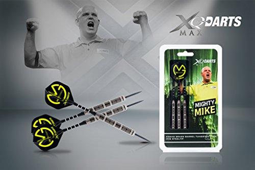 Michael Van Gerwen Tungsten Look Steel Darts 23 Gr.