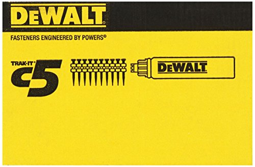 DeWalt DDF6110150 C5 Nägel 30mm +1xGaskartusche(800STK)