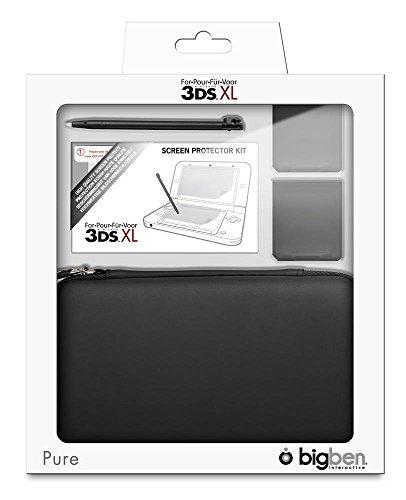 BigBen Interactive - Pack de accesorios para Nintendo 3DS XL, Colores aleatorios