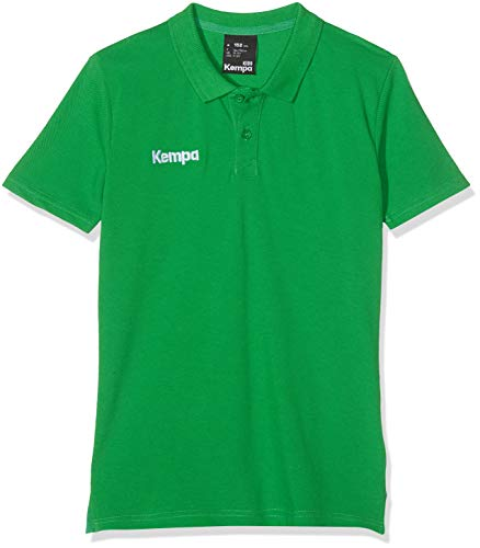 Kempa Classic Polo Homme Vert FR : S (Taille Fabricant : S)