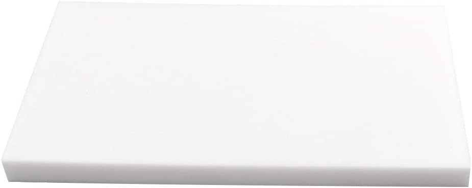 F Fityle 1pc 15x10cm White Rubber - Blocks Cash Factory outlet special price DIY for Carving