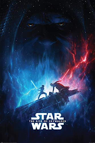 Close Up Póster Star Wars Episode IX: The Rise of Skywalker - Fight (61cm x 91,5cm)