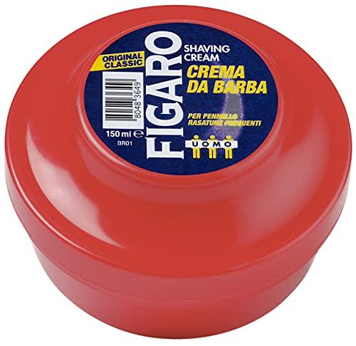Figaro Rasiercreme 150ml mit Mandeöl