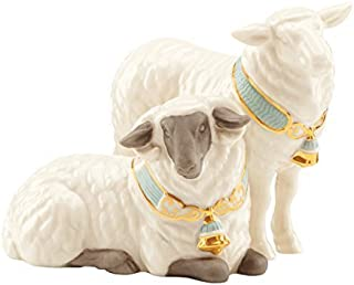 Lenox Pair of Sheep First Blessing Nativity Set by Lenox