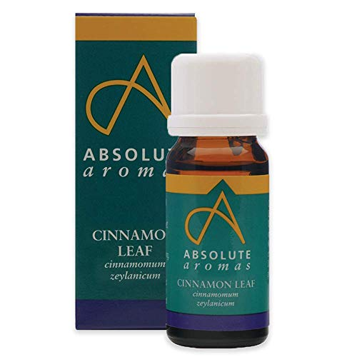 Absolute Aromas Cinnamon Leaf Essential Oil 30ml - Pure, Natural, Undiluted and Cruelty Free - for use in Diffusers, Aromatherapy and DIY Beauty Recipes