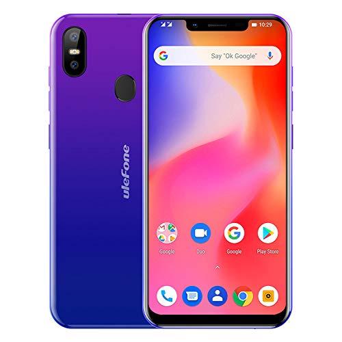 "Ulefone S10Pro Smartphone–Pantalla HD de 5,7"": 9mt6739wa Quad Core de 2GB RAM 16GB ROM 13MP 5MP Face Unlock Android 8.14G teléfono móvil"