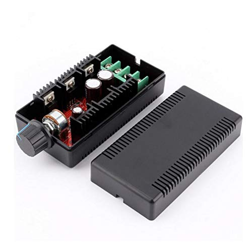DC Motor Speed Control PWM HHO RC Controller 12V 24V 48V 40A 2000W MAX PWM Controller Module with Switch