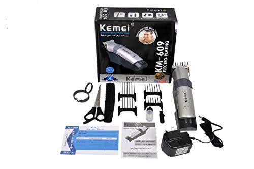 KEMEI Akku Haarschneidemaschine Haarschneider Haarscherer Haartrimmer Rasierer Trimmer -609B