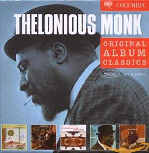 Original Album Classics : Straight No Chaser / Underground / Criss Cross / Monk\'s Dream / Solo Monk (Coffret 5 CD)