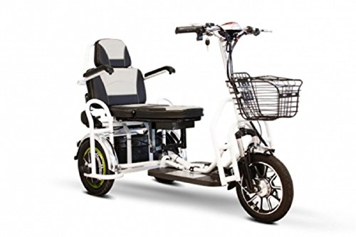 Learn More About eWheels Folding Bariatric Scooter