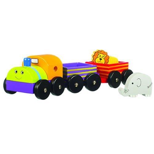 First Animal Train